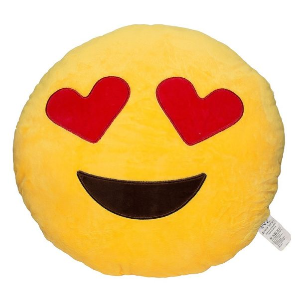 CifToys Emoji Smiley Plush Soft Pillow