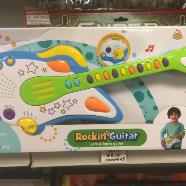 CifToys Rockin Guitar