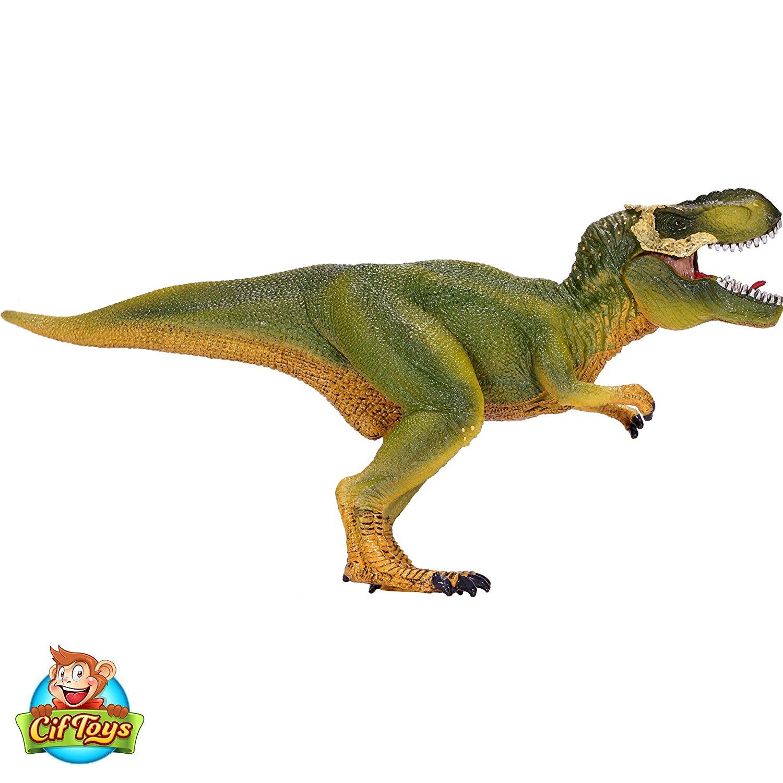 T Rex Dinosaur Toy : Ciftoys realistic tyrannosaurus rex dinosaur toys for kids