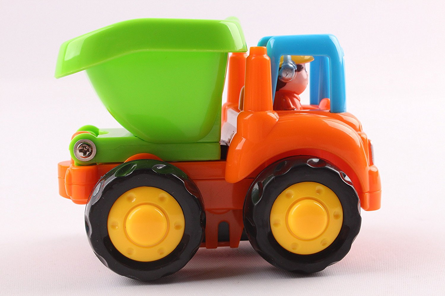 Push Toys For Toddlers : Friction powered cars push and go toys car construction vehicles